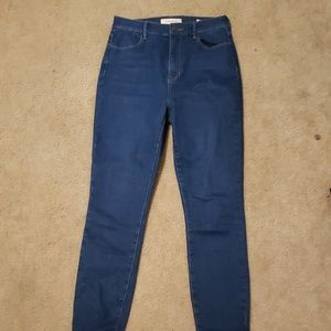 Pacsun high waisted jeggings